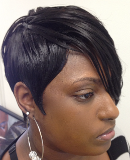Short Sew In That S Truly Striking