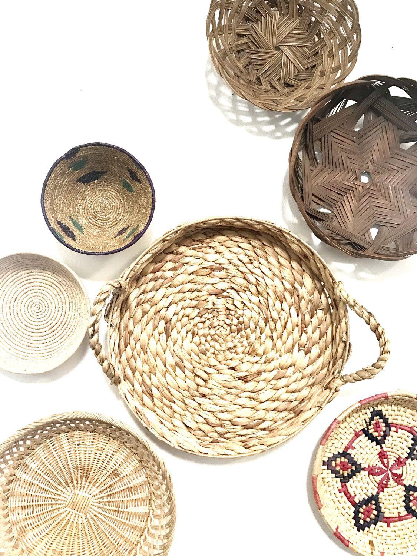 Best Decorative Wall Baskets Ideas - The Wall Art Decorations ...