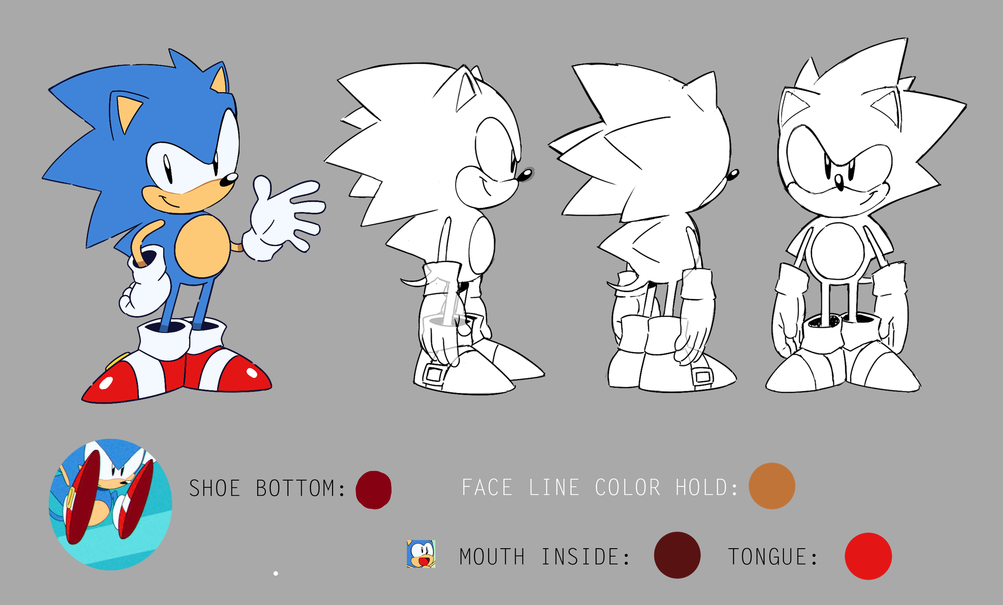 Pin on Sonic Character Design