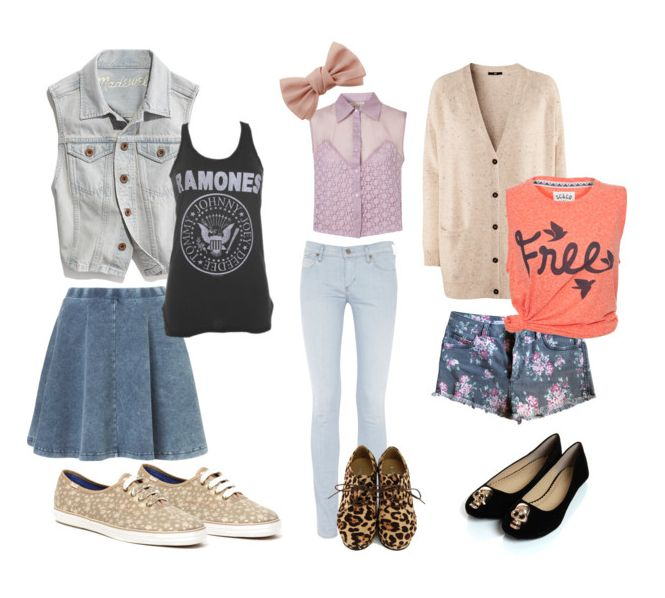 Cute casual back to school outfits | Back to school | Pinterest | School outfits School and Clothes