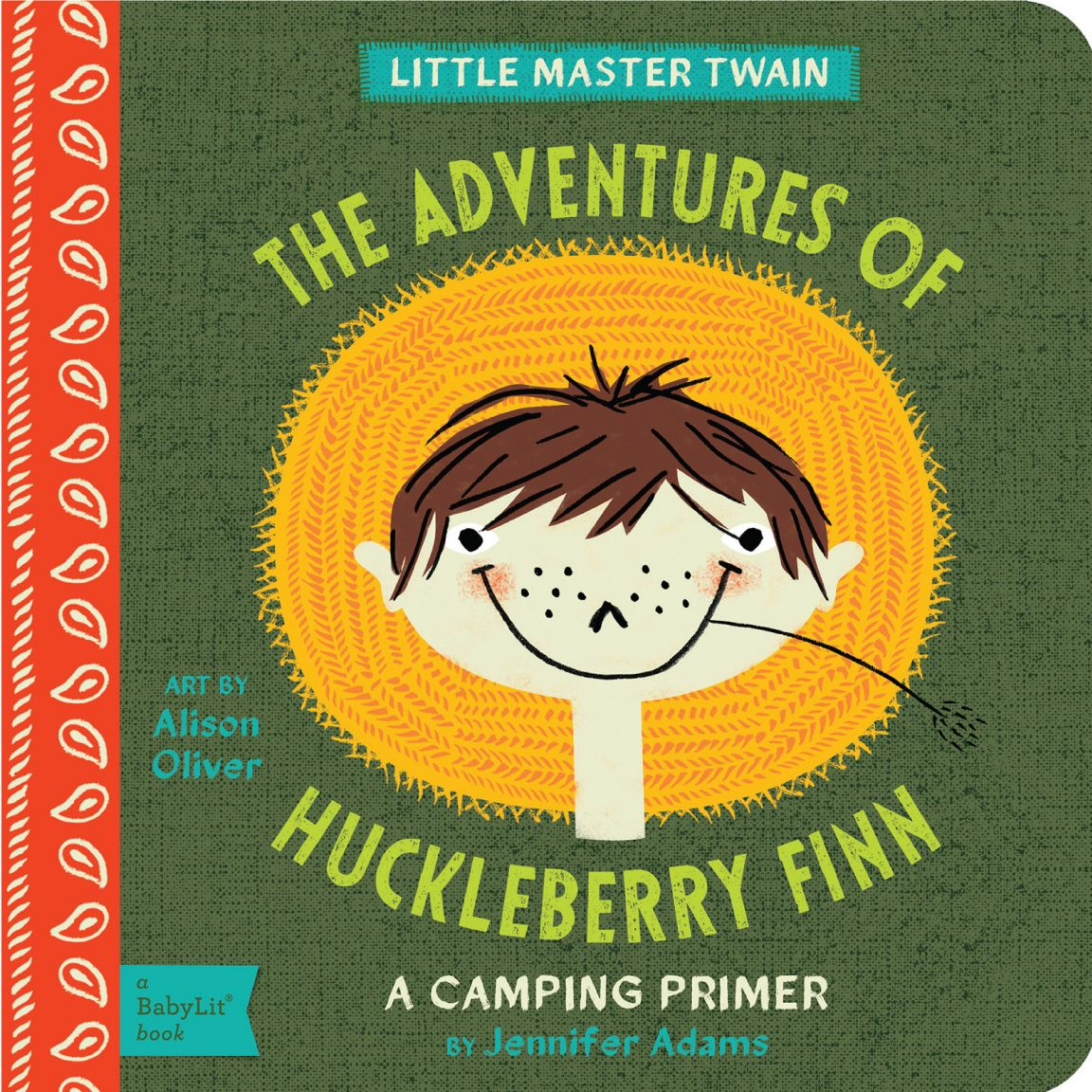 The Adventures Of Huckleberry Finn New In Spring Of