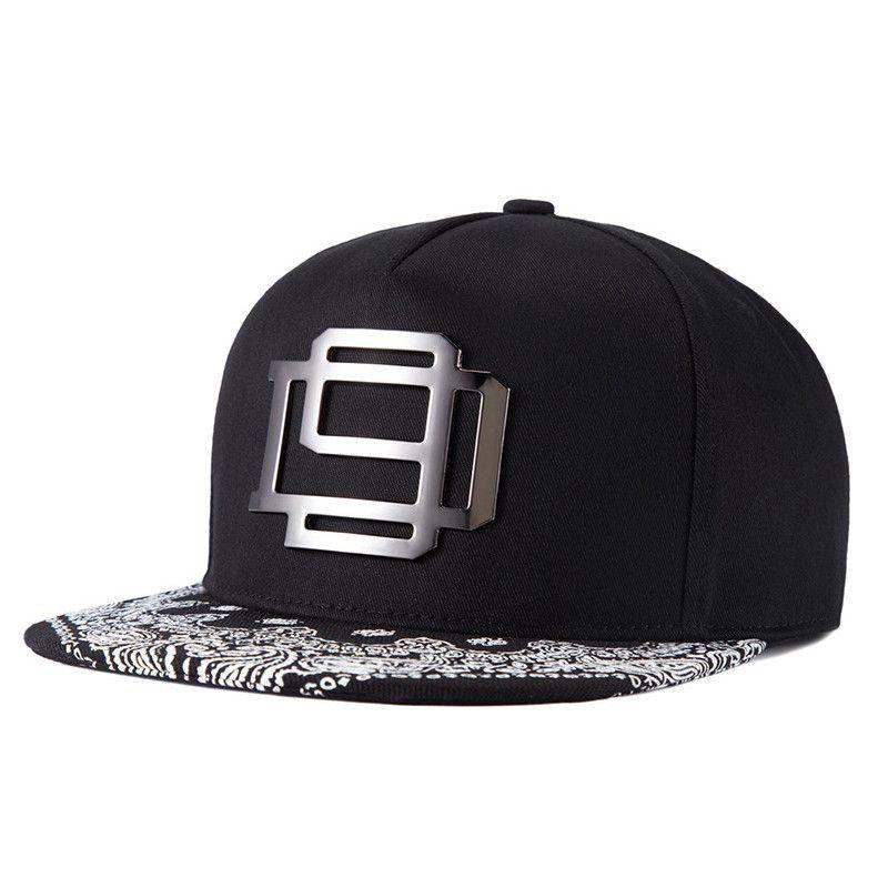 faa8106ecda New Hip Hop Cap Snapback Hip Hop Hat Men in 2018
