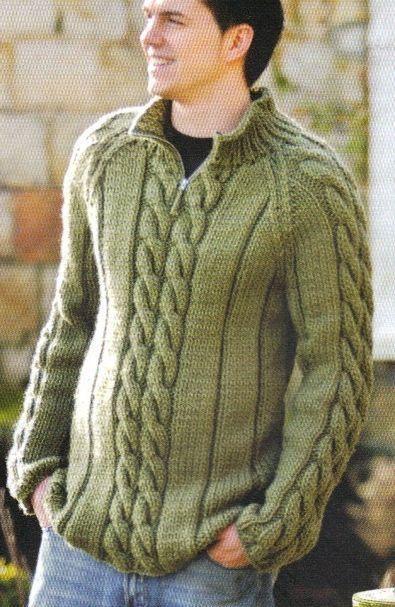 Como Hago La Puntada Cable Knit Sweater Pattern Sweater Knitting Patterns Vintage Knitting Patterns