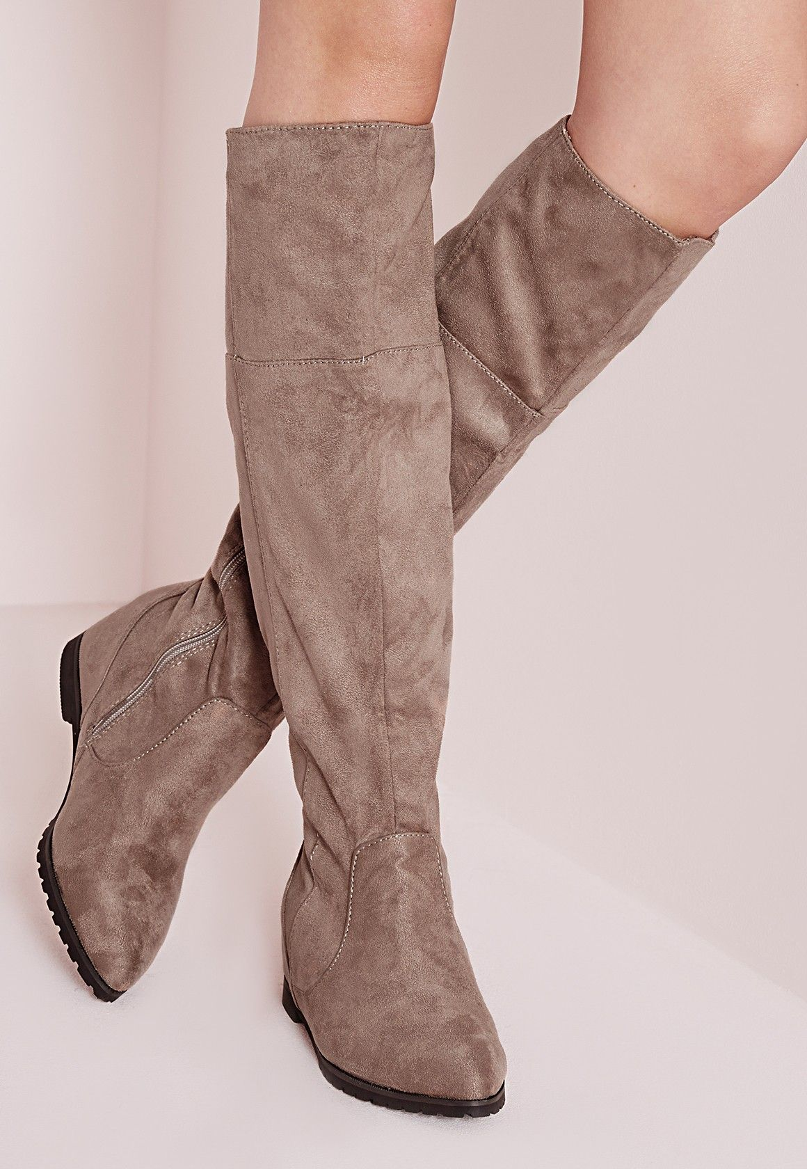 c729104d909d Be a total dream in these must have knee high boots
