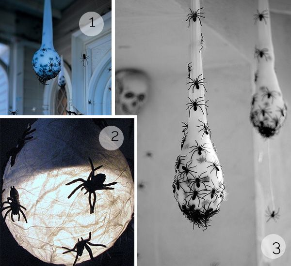 Pinterest Crafts Halloween | spurred me to make one of the crafts ...