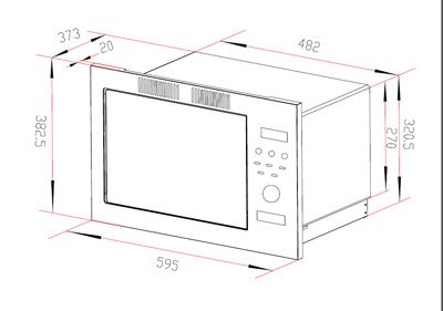 Search Microwave By Size Bestmicrowave