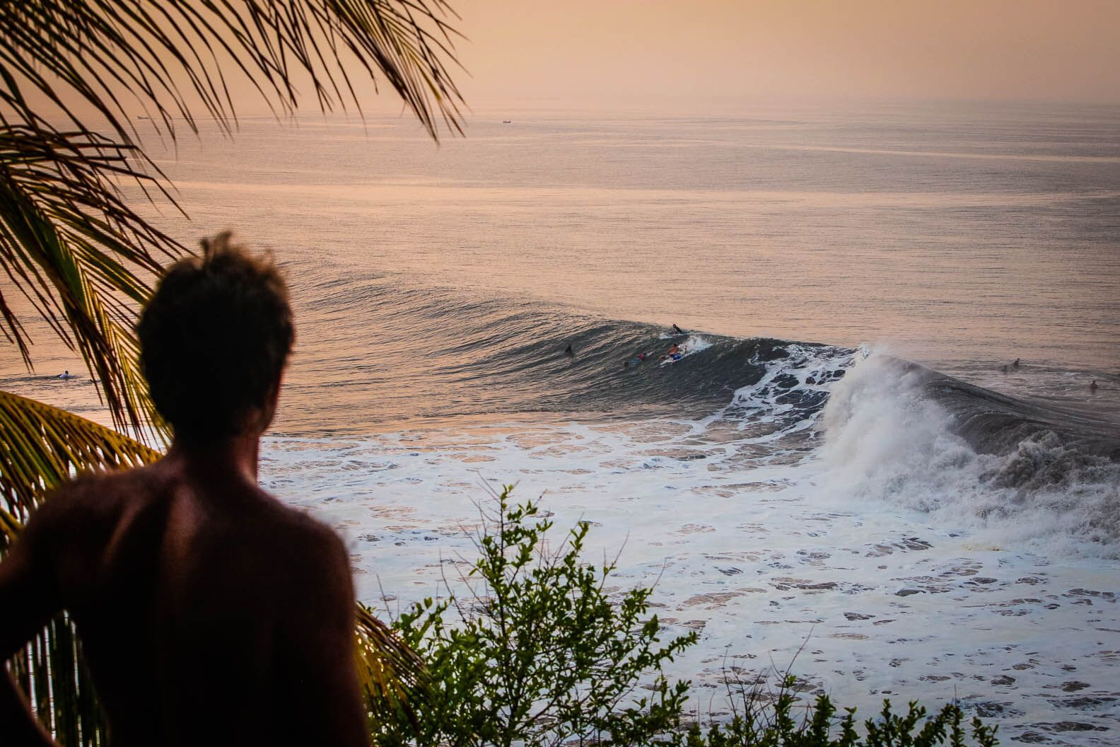 Perfect Waves No Line Ups Best Surfing Destination Elsalvador