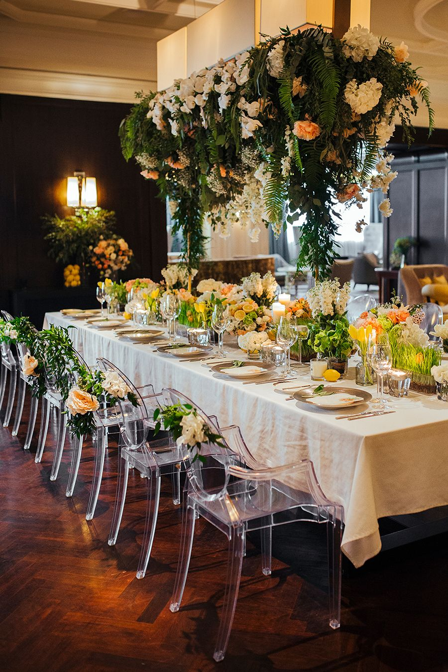 Inspired by the Seasons: Spring, Summer and Fall Wedding ...