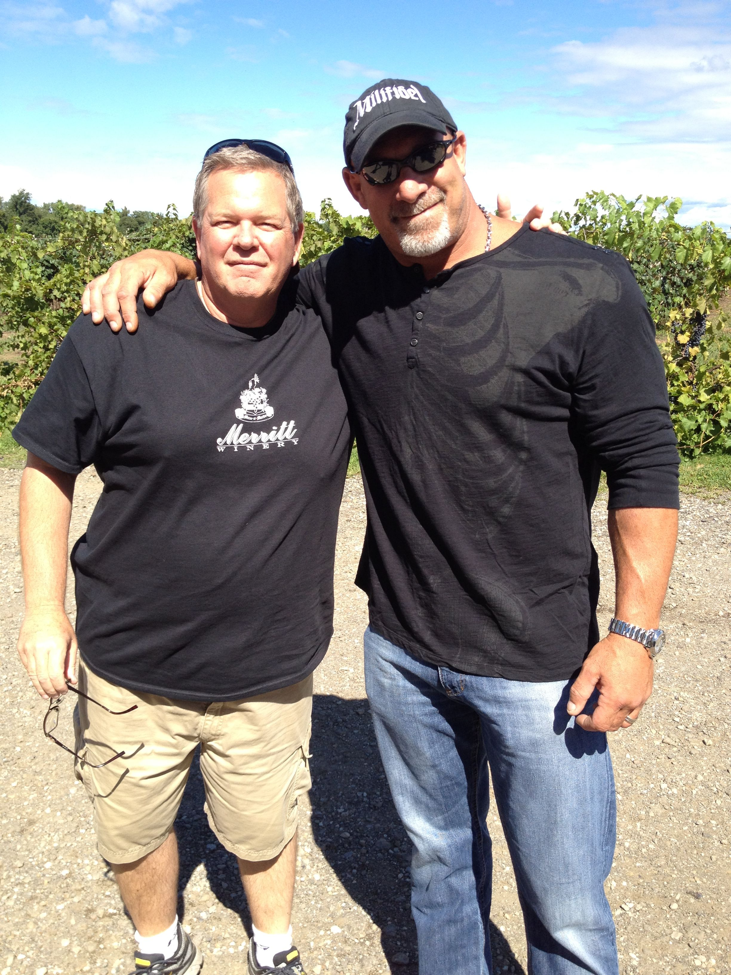 Former NFL & WWE great and tv, movie star, Bill Goldberg's ...