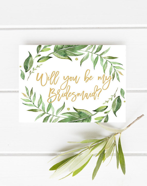 photograph regarding Printable Bridesmaid Cards known as Printable bridesmaid card, Will on your own be my bridesmaid