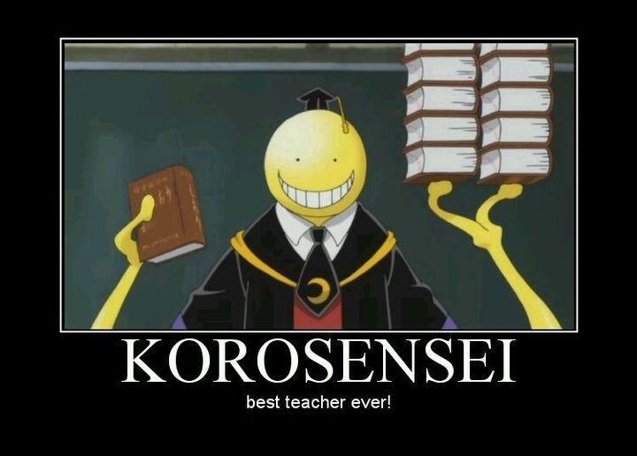 Assassination Classroom Memes  - TRUE