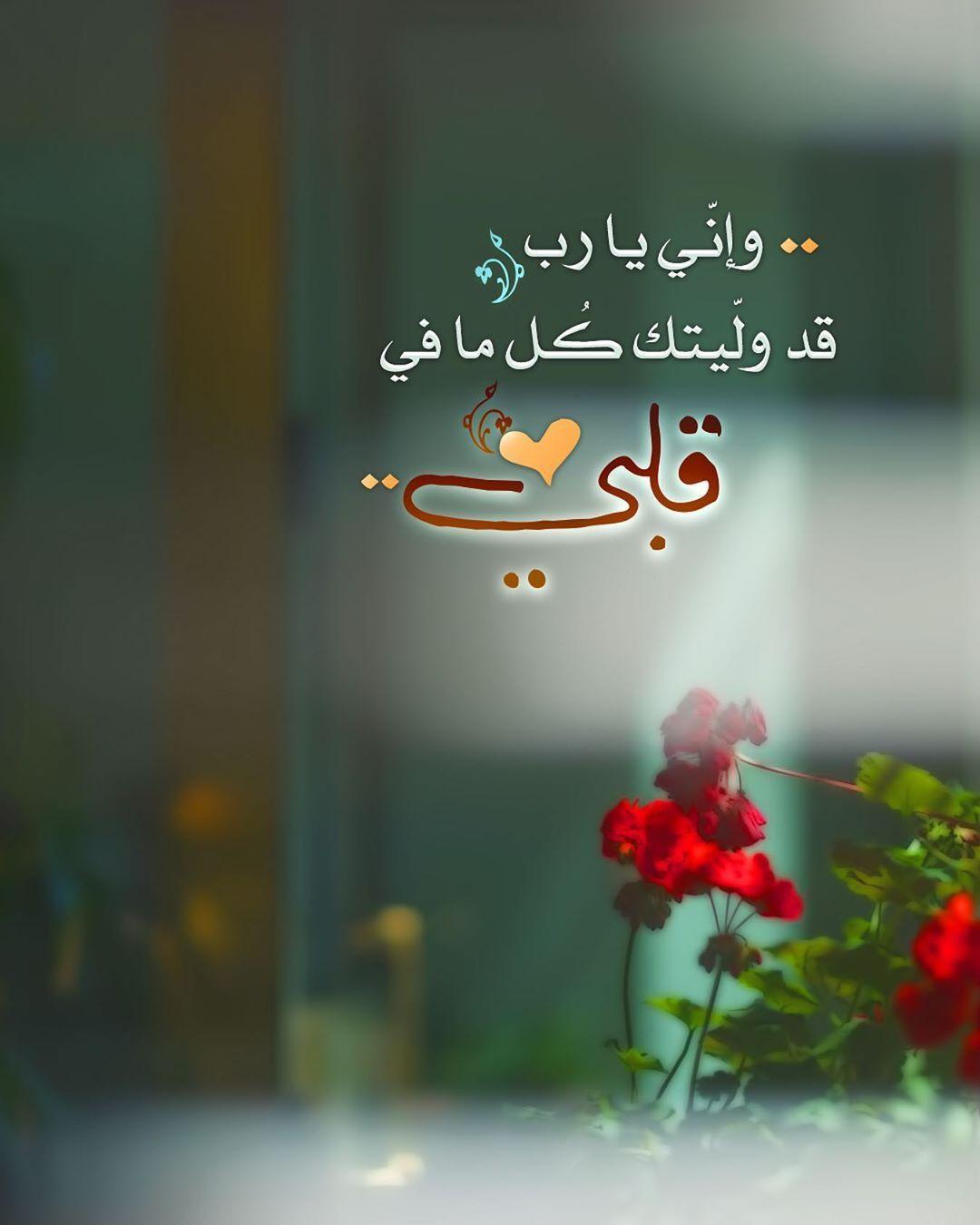 Pearla0203 On Instagram وإن ي يارب ق د ول يتك ك ل مافي ق لبي ㅤ تصبحون على خير Islamic Love Quotes Islamic Quotes Wallpaper Quran Quotes Love