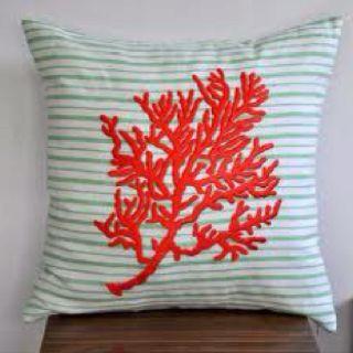 Very summery pillow