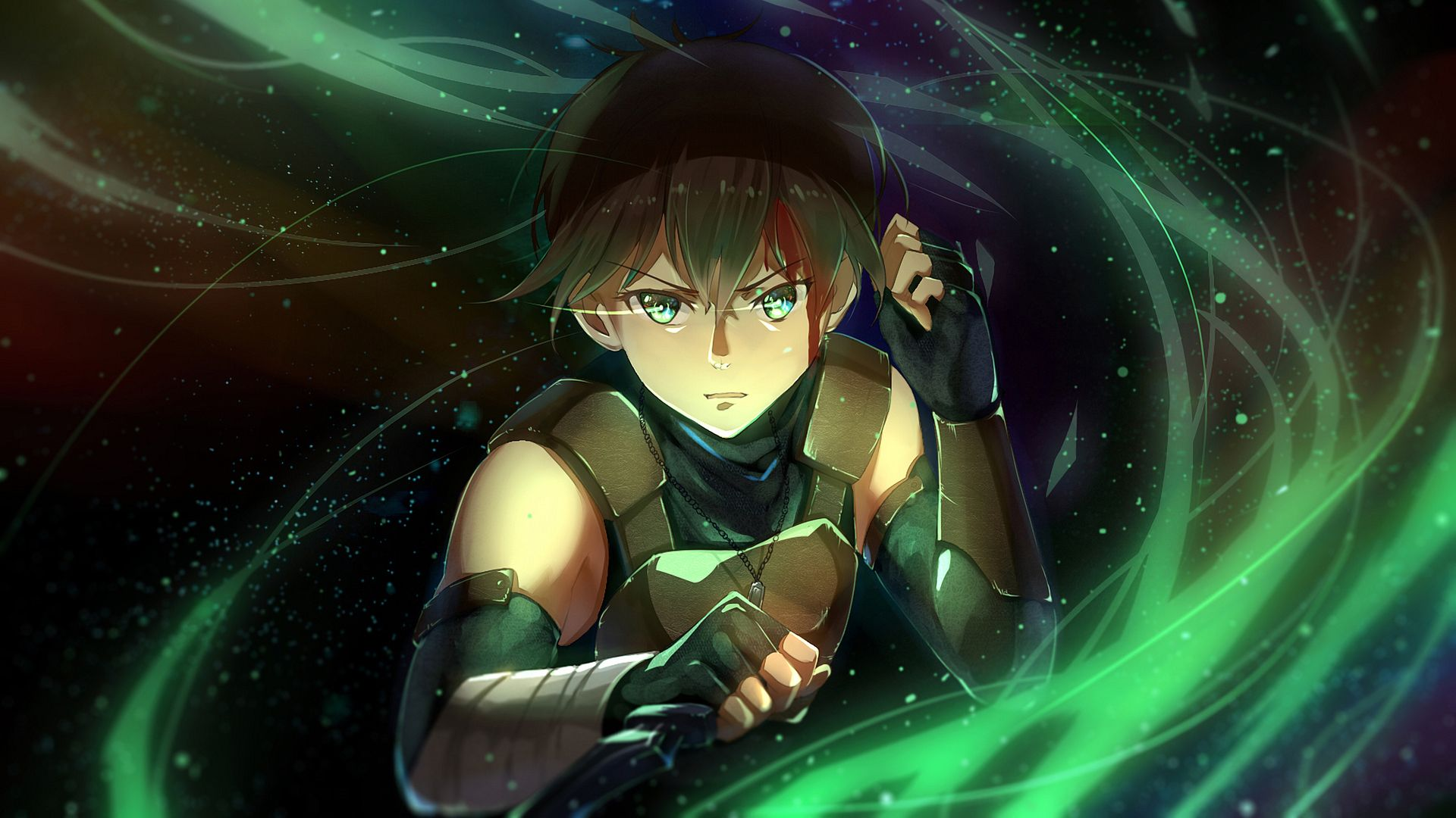 Anime Grimgar Of Fantasy And Ash Haruhiro Grimgar Of Fantasy And