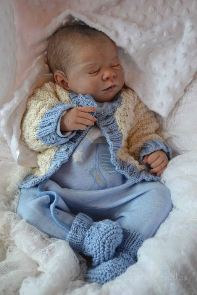Katescradles Reborn Baby Boy Doll Quot Gena By Michelle