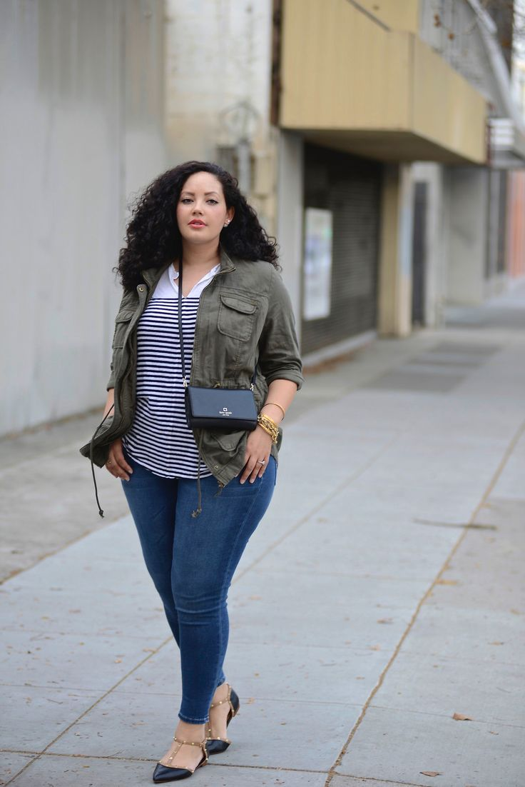 27 Stunning Spring Outfits Ideas for Plus Size Ladies | Classy 24 ...