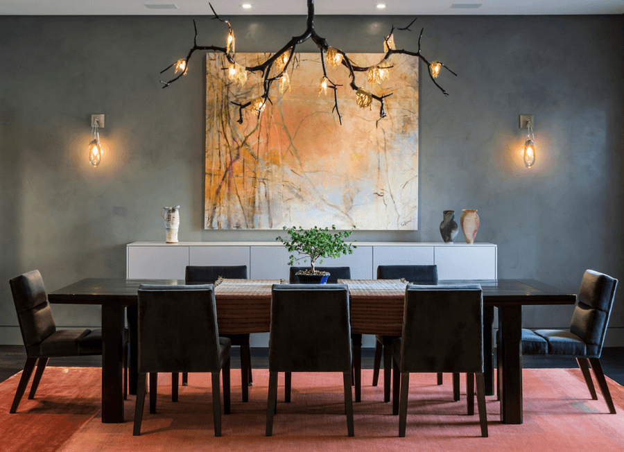 The Mid Century Modern Dining Chairs Your Home Must Have  Modern Fascinating Modern Lighting Fixtures For Dining Room Decorating Inspiration