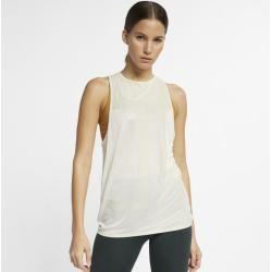 Photo of Nike Strick-Trainingstanktop für Damen – Cream Nike