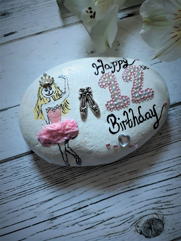 12th Birthday Gift For Her 12th Birthday Keepsake Gift