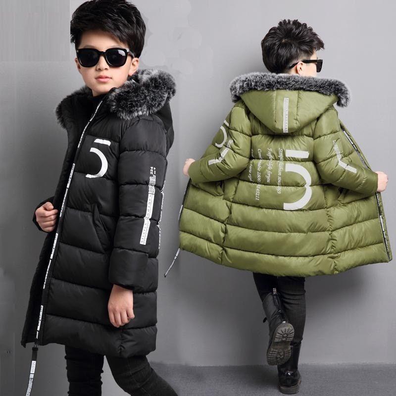 1e2b4fbcddf2 32827332200 Aliexpress Winter Thicken Windproof Warm Kids Coat ...