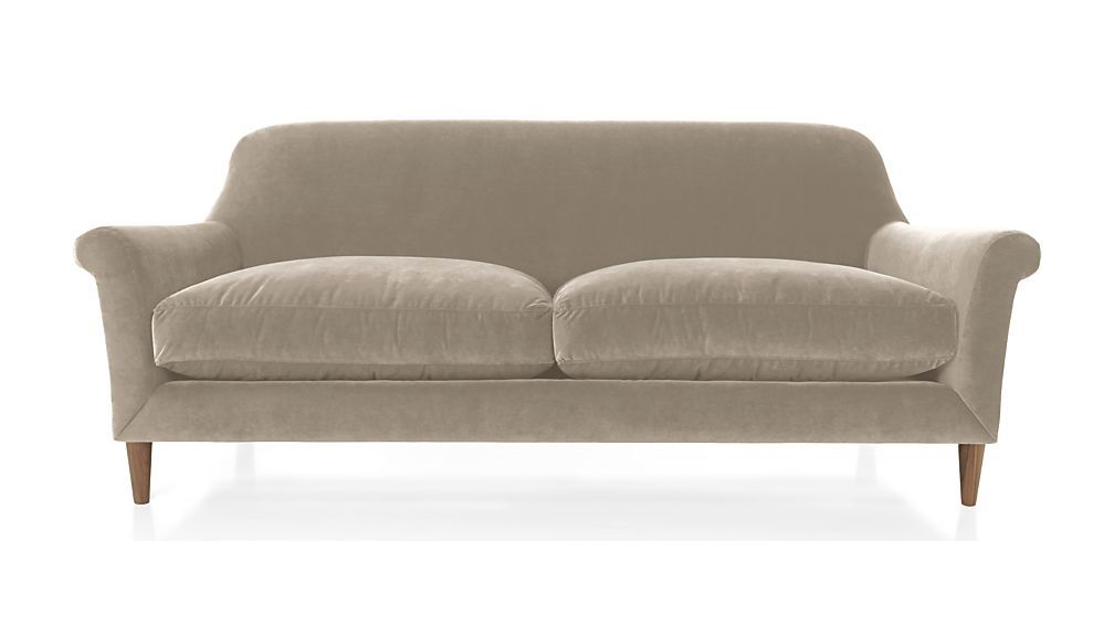 cullen apartment sofa sale in september couches pinterest rh pinterest com Grey Armless Apartment Sofa Grey Tufted Apartment Sofa Back