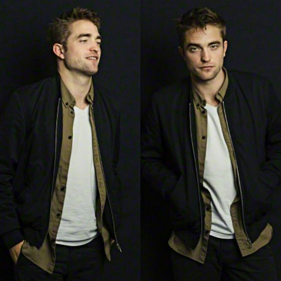 New/old portraits of Rob from The Rover LA Promo