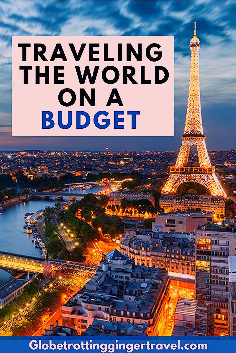 Photo of Traveling the World on a Budget