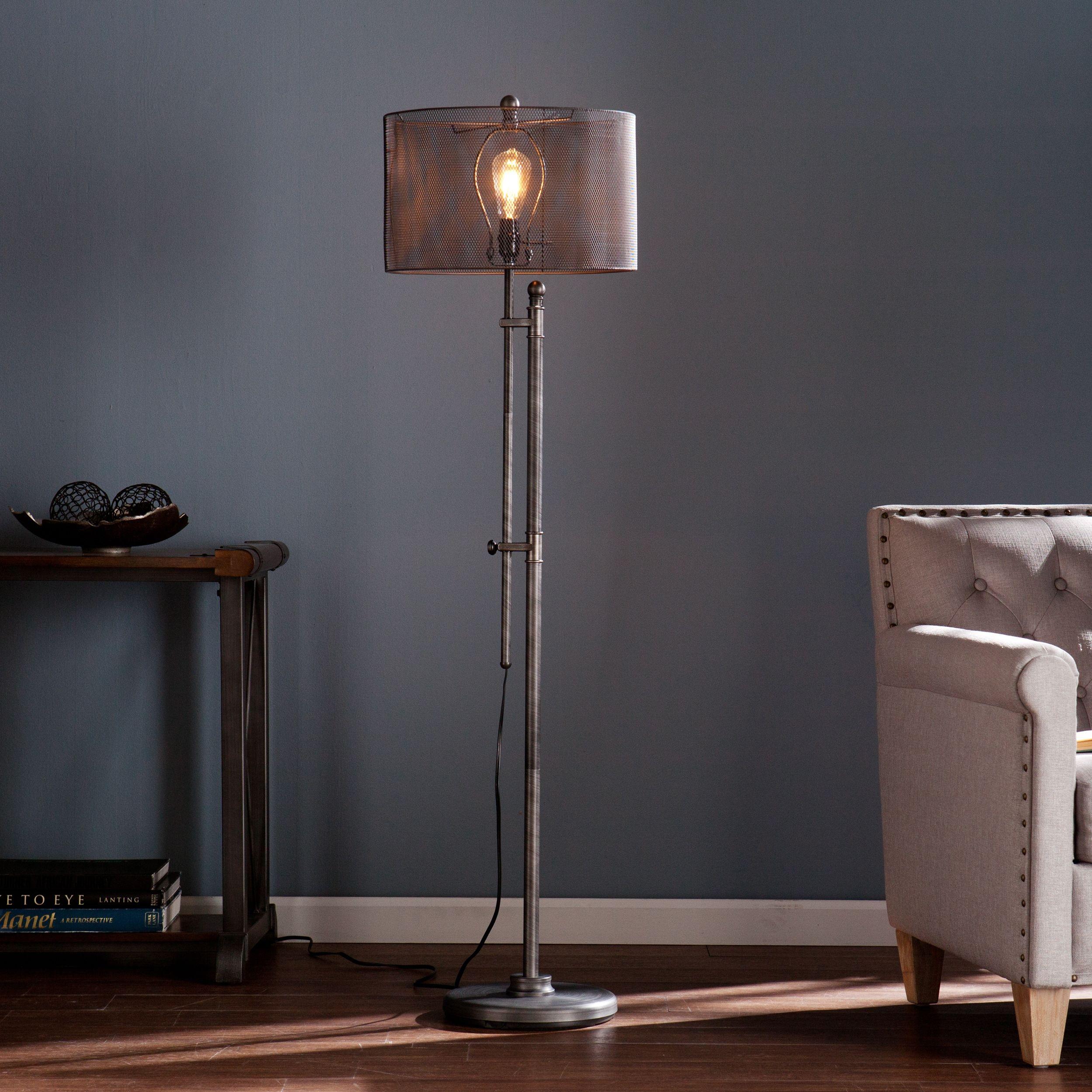 Carbon Loft Modern Industrial Floor Lamp Industrial Floor Lamps Modern Floor Lamps Floor Lamp