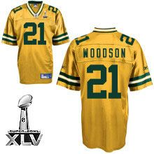 216eaaee19b nike green bay packers 21 charles woodson green elite jersey