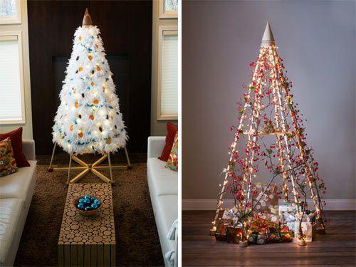 modern christmas trees posted by jaime derringer on 120710