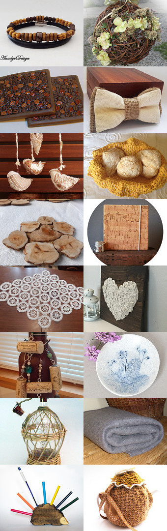 Eco Friendly gifts by Ela Decors on Etsy--Pinned with TreasuryPin.com