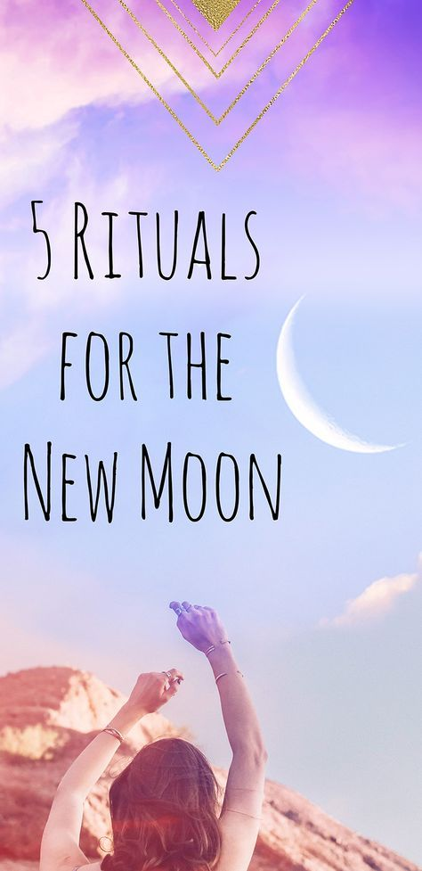 Pic2-5-rituals-for-the-new-moon #newmoonritual