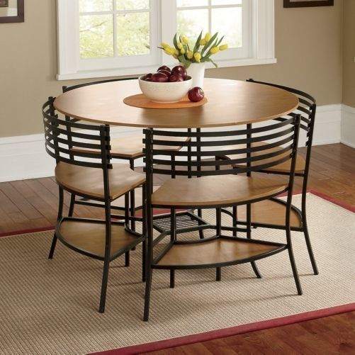 Smart Circle 5-Piece Table and Chairs Set Home Sweet Home Pinterest