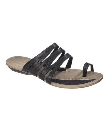 Look what I found on #zulily! Black Bandha Slice Sandal by Patagonia #zulilyfinds