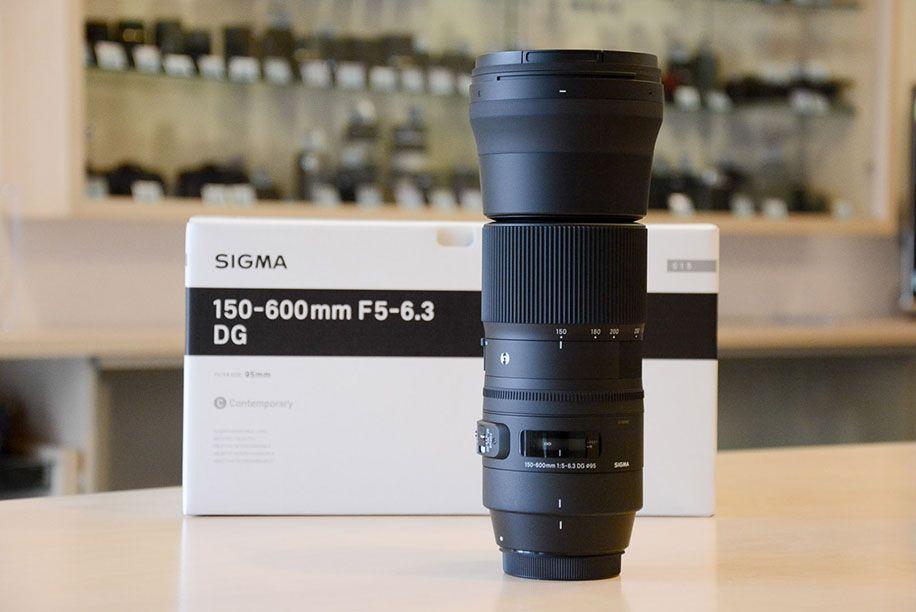 Sigma 150 600mm F5 6 3 Dg Os Hsm Contemporary Lens Sigma Dslr Lens Lens