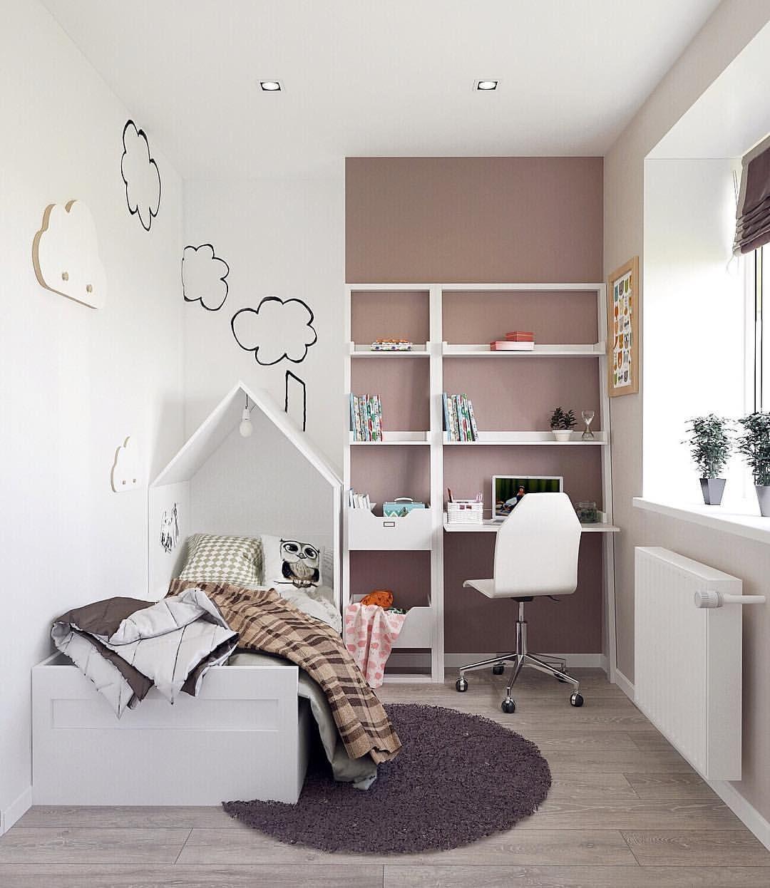 981 Otmetok Nravitsya 68 Kommentariev Dizajner Dekorator Minsk Home And Me V Instagram Pust Skromnyj Metrazh Detskoj Komnaty Nikogd Room Loft Bed Home