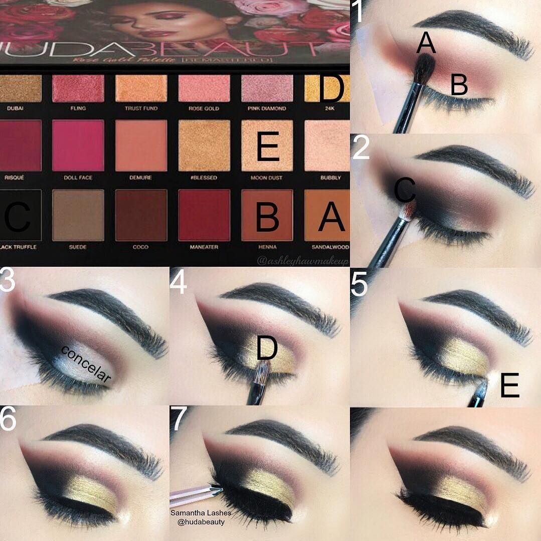 Pin on eyeshadow pictorials 2020 [MY FINDS]