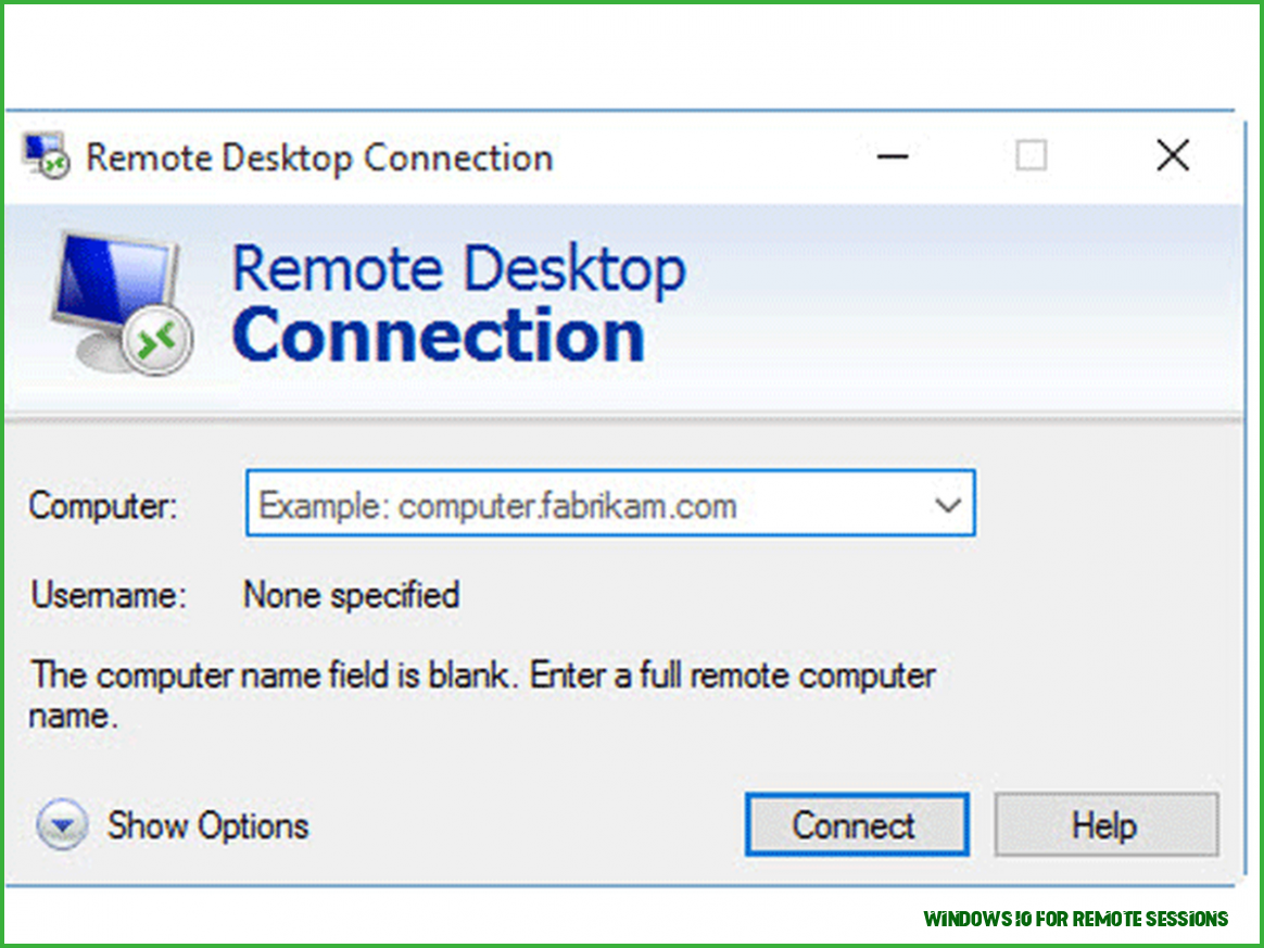 This Is How Windows 9 For Remote Sessions Will Look Like In 9 Years Time Windows 9 For Remote Sessions Https Desktop Remote Desktop Protocol Remote Windows
