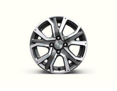 "Honda Jazz 15"" Stardust Alloy Wheel x1 2016- - 08W15-T5A-600A"