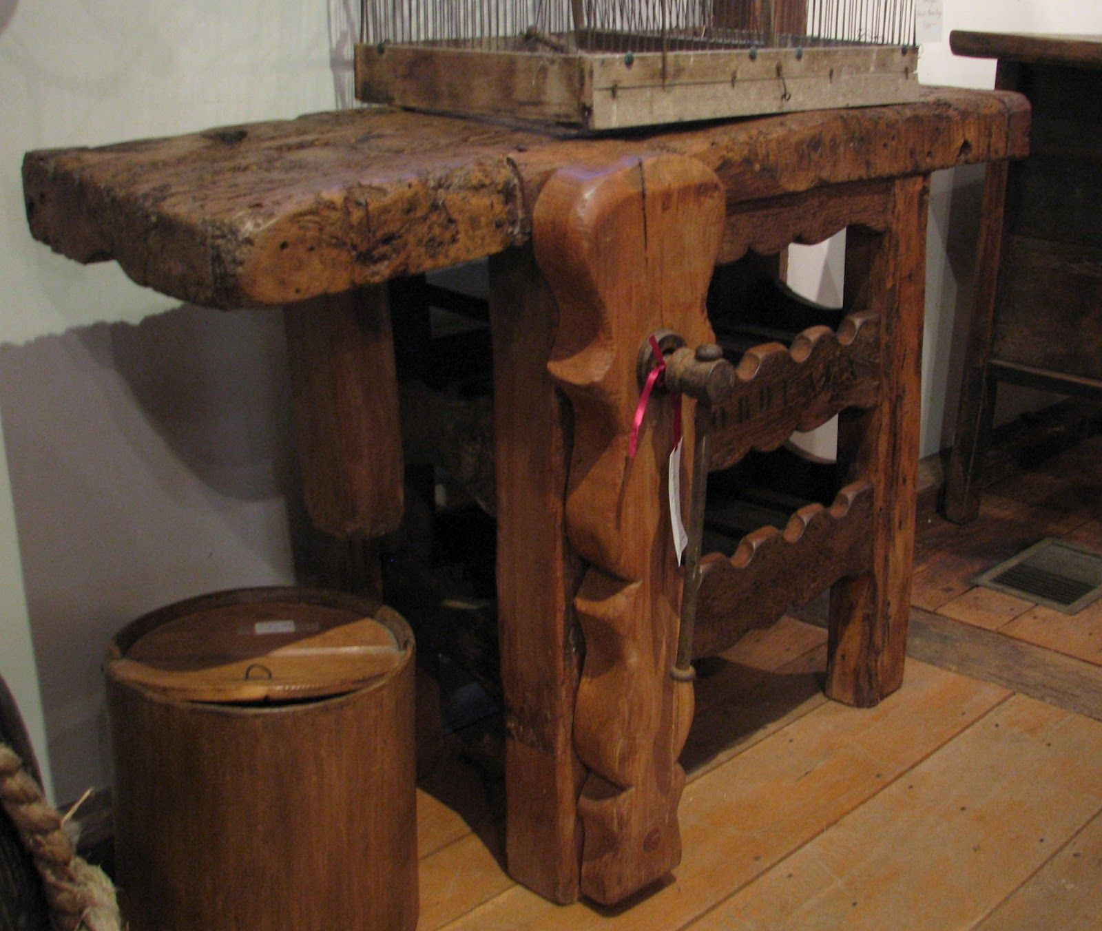 Woodworking Tool Bench Antique Workbench Woodworking Workbench Designs