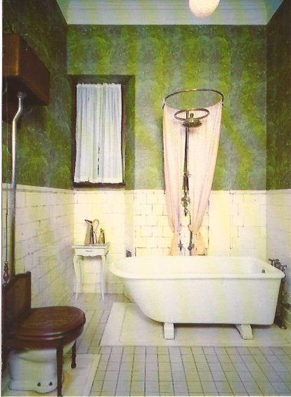 Biltmore House- 2nd Floor- Bathroom | Biltmore Estate 2nd ...