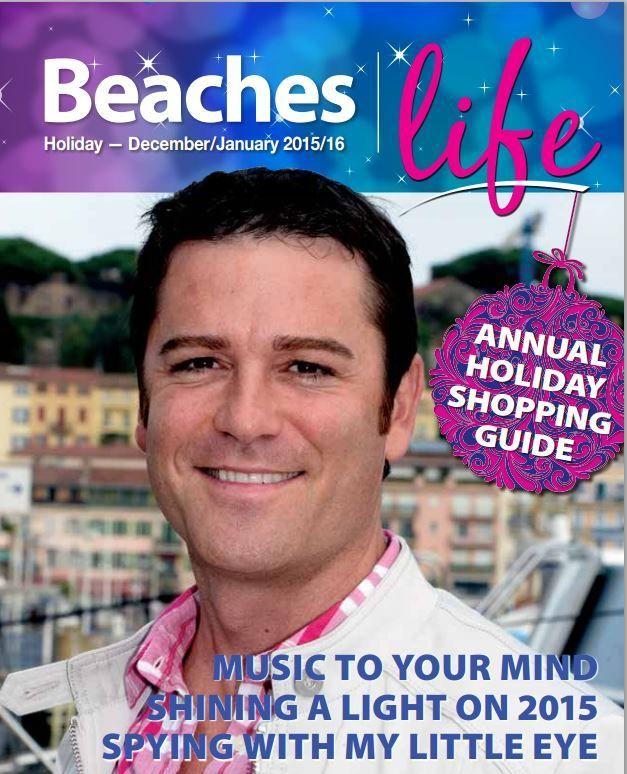 Beaches Life Avec Yannick Bisson