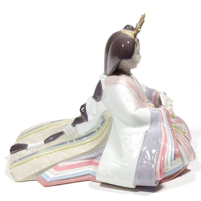 雛人形 リヤドロ