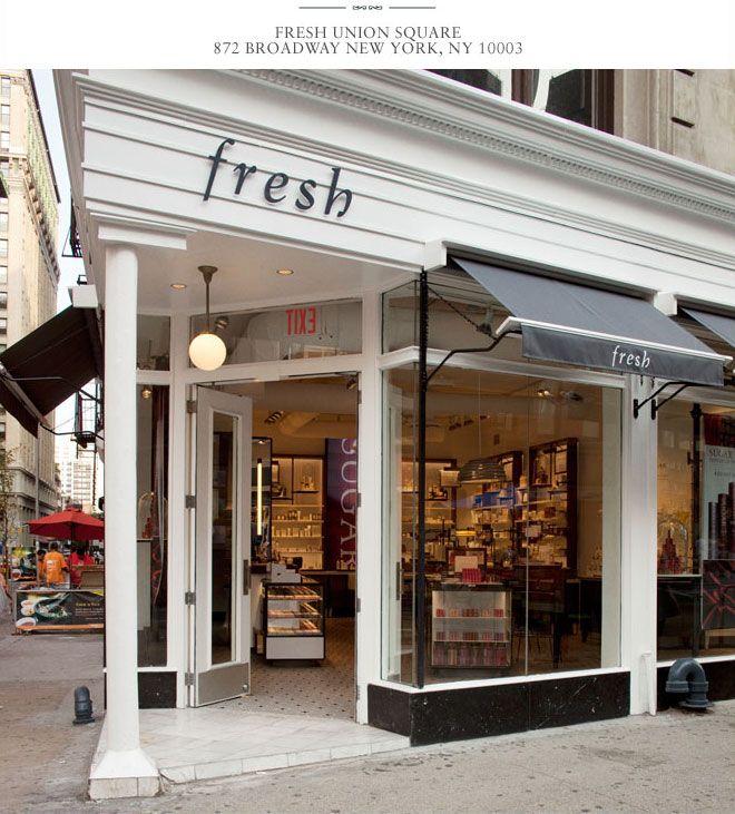 Fresh Union Square New York City!