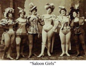 Girls of the wild west