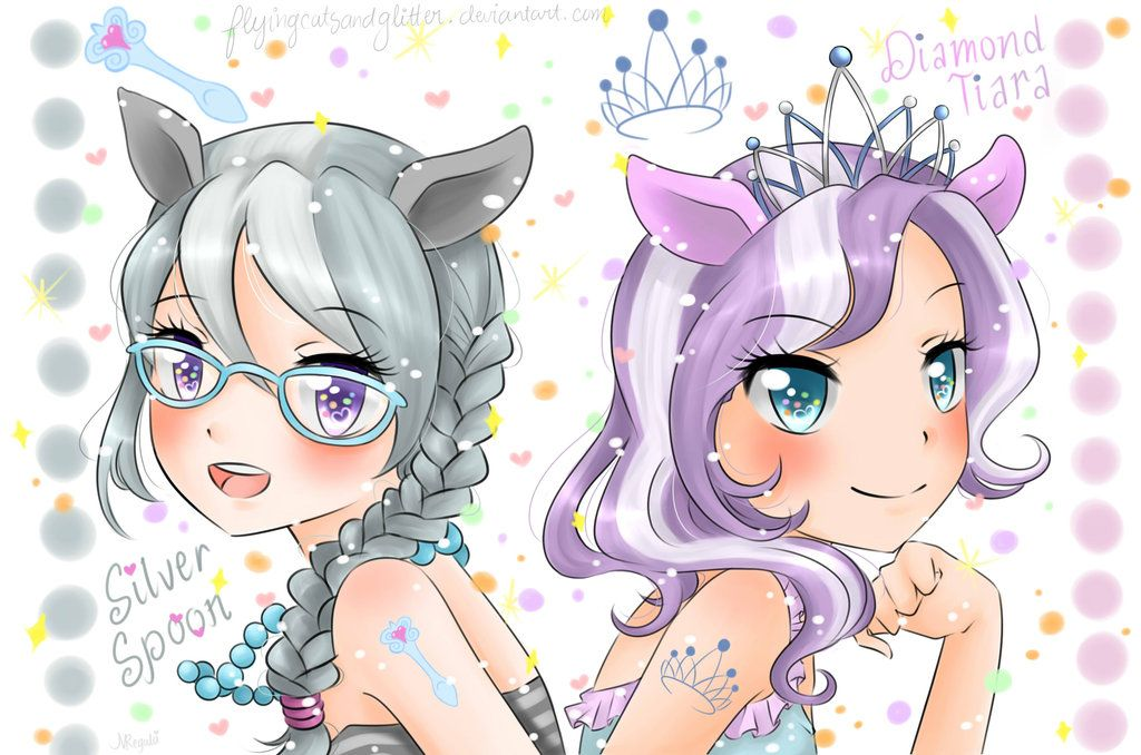 Dev Of The DayLolis Hnnnng I Love How Adorable They Look Like Dies Tiara Turned Out This Looks Better And Cleaner Than Th