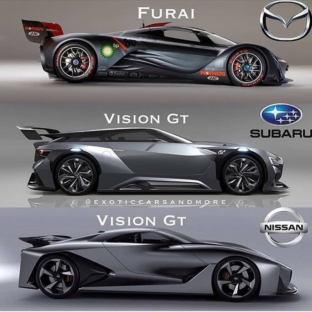 Which One Do You Like The Most Follow 10amazingcars For More Posts Photo B Super Cars Sports Cars Cars