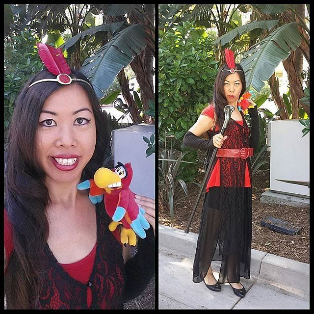 Pin for Later These 111 Disney Costume Ideas Will Blow Your Mind Jafar  sc 1 st  Pinterest & These 111 Disney Costume Ideas Will Blow Your Mind | Jafar costume ...