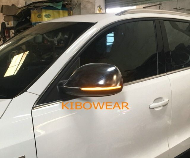 Kibowear For Audi Q5 SQ5 8R Q7 4L Dynamic Blinker LED Turn