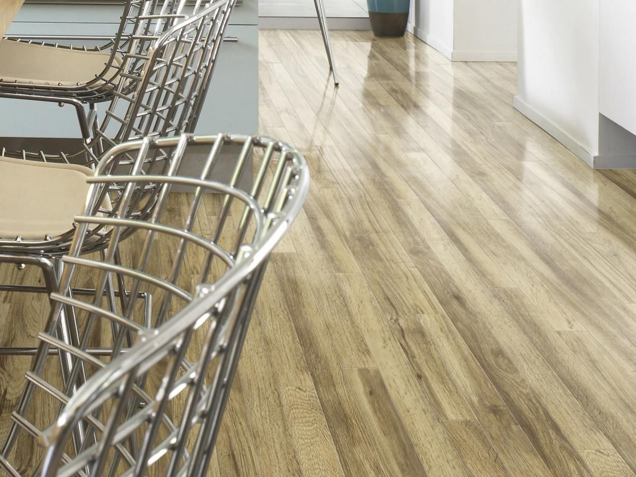 HGTV.comu0027s Kitchen Flooring Buying Guide Gives You Expert Tips With  Pictures Around Laminate Floors